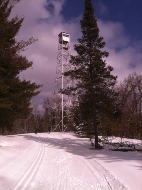 Gov Thompson SP Fire Tower