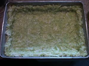 Zucchini Crust!