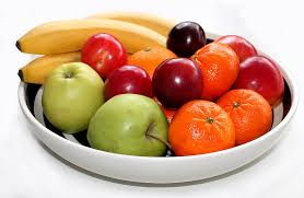 You eat what you see first, so the ONLY food that should be on your kitchen counter is a fruit bowl!